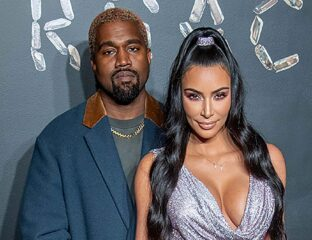 Kim Kardashian has posted about Kanye West's Yeezy sneakers recently. Read on to learn why this *doesn't* mean Kimye is getting back together.