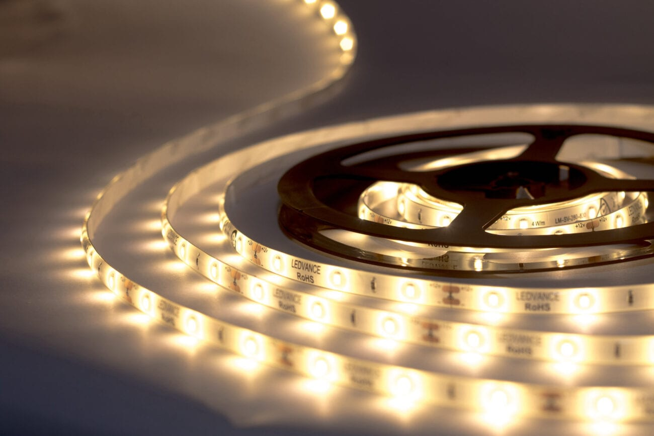 Good lighting can make any place look amazing. Here's how you can lighten up your world with LED strips in any room.