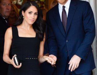 Time for Prince Harry and Meghan to give a forwarding address as palace mail room privileges are cut off. Is Prince Charles counting stamps?