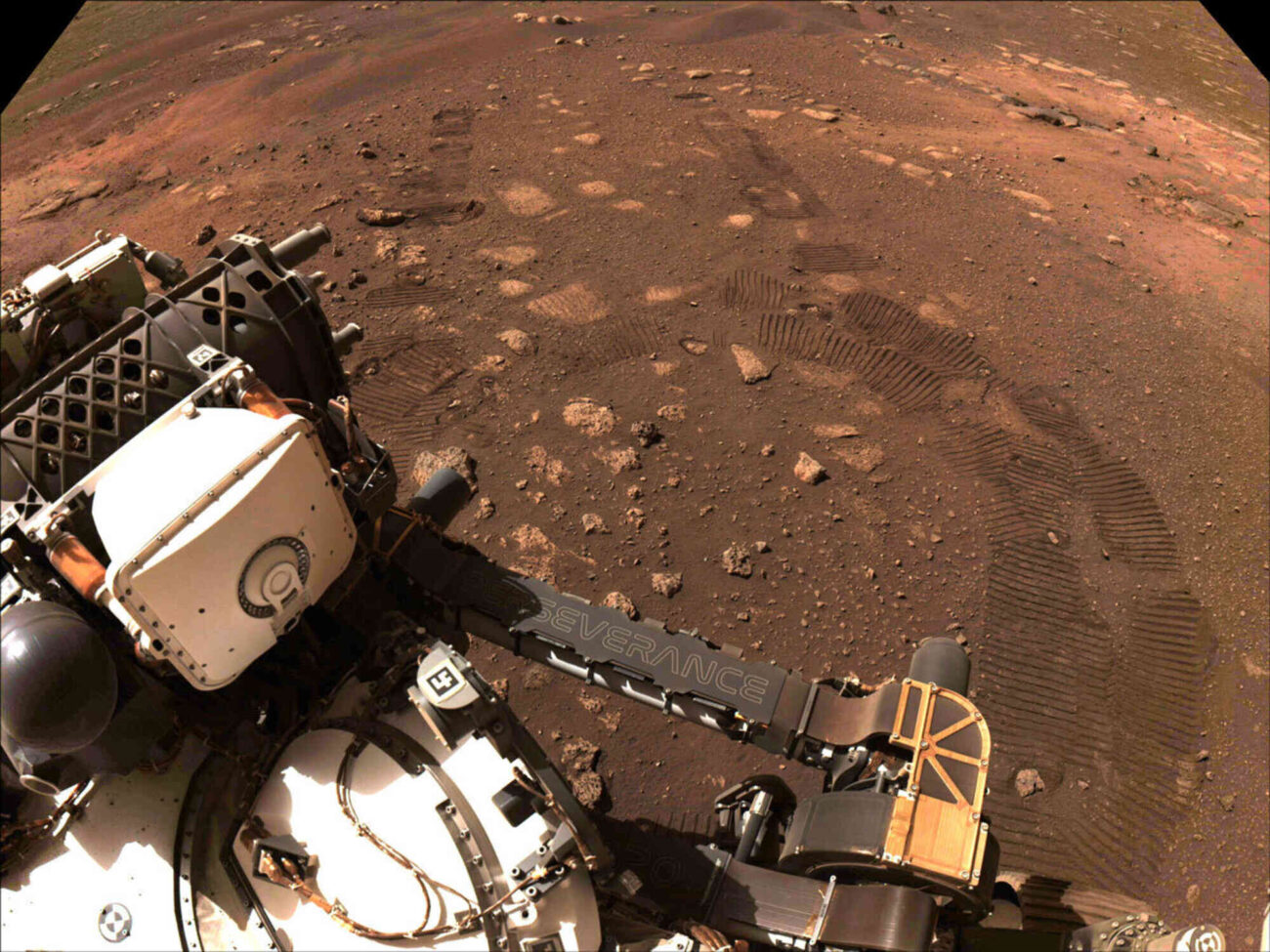 History in space travel has been made. NASA has just announced that they've retrieved sound recordings from the Mars rover. Find out the cool details here.