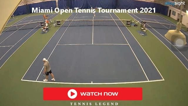 Looking for some cheap and easy ways to watch the 2021 Miami Masters? Take a look at the best ways to live stream this tennis tournament.