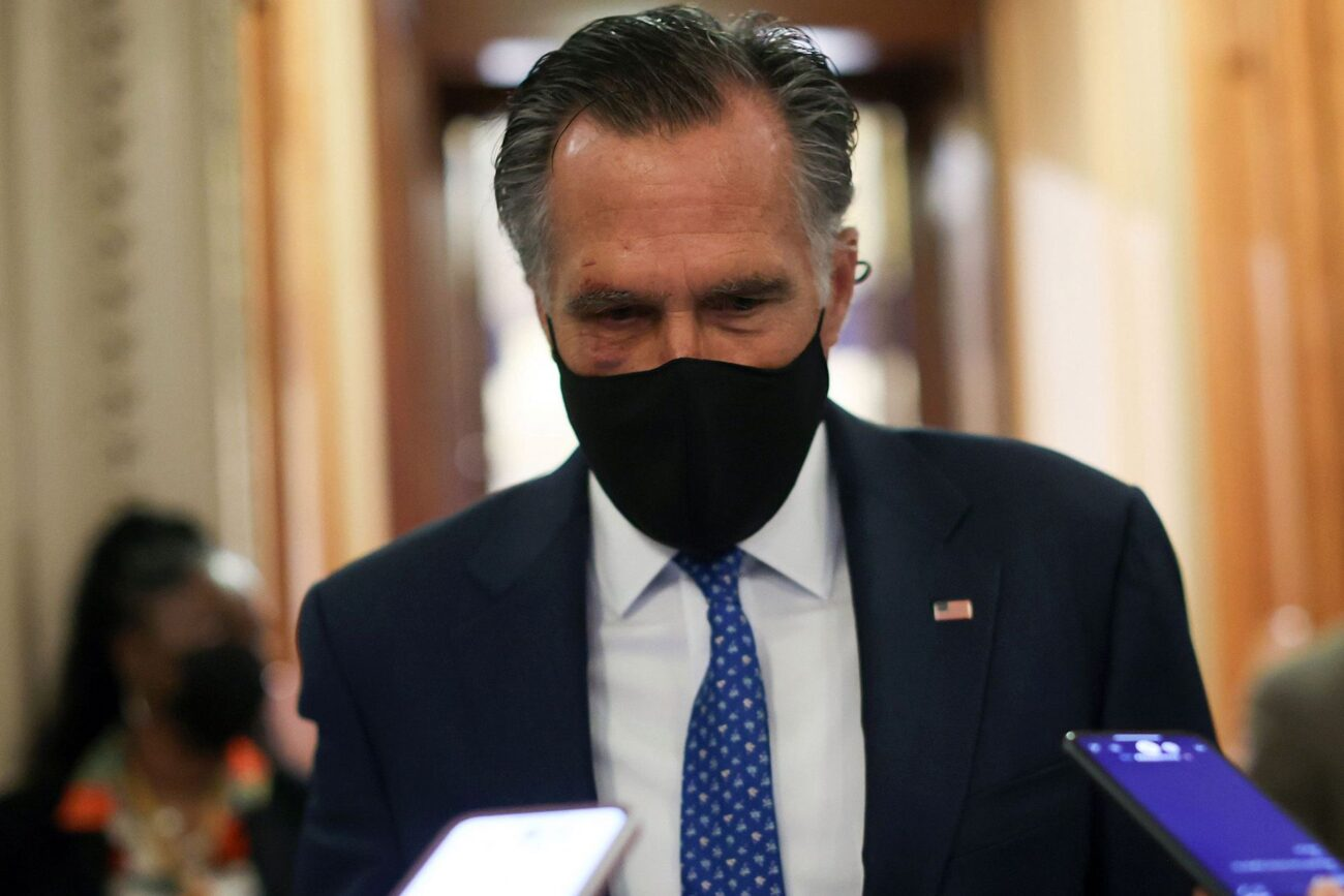 Mitt Romney is in the news for something other than not getting an invite to CPAC. Read about why he was hospitalized over the weekend