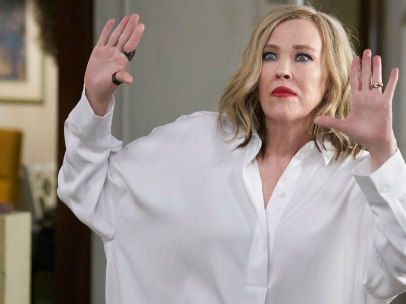 """Is there one quote you can hear? Ours is """"David! Alexis!"""" Let's honor the legendary 'Schitt's Creek' character – Moira Rose."""