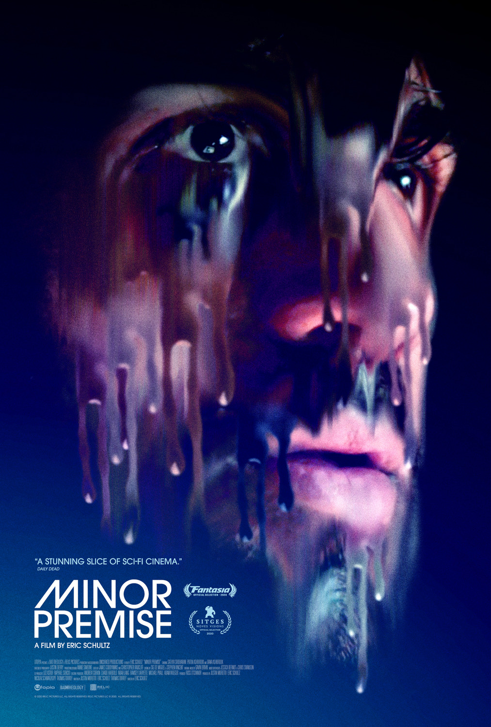 'Minor Premise' is a new science fiction film by director Eric Schultz. Learn more about the film and the filmmaker here.