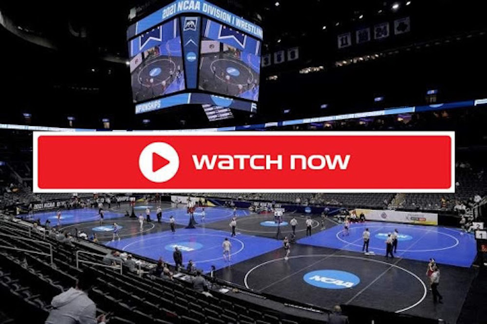 Top-ranked Iowa enters the day at Enterprise Center in St. Louis. Watch the NCAA Wrestling Championships live stream now.