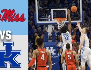 The Kentucky Wildcats are going up against the Ole Miss Rebels in an SEC clash. Take a look at the best ways to stream this game.