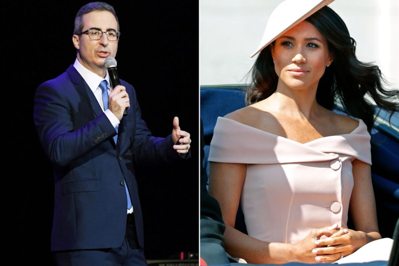 Old comments of John Oliver about Meghan Markle have surfaced online. Read on to see if this comedy news maverick predicted the exit of this royal couple.