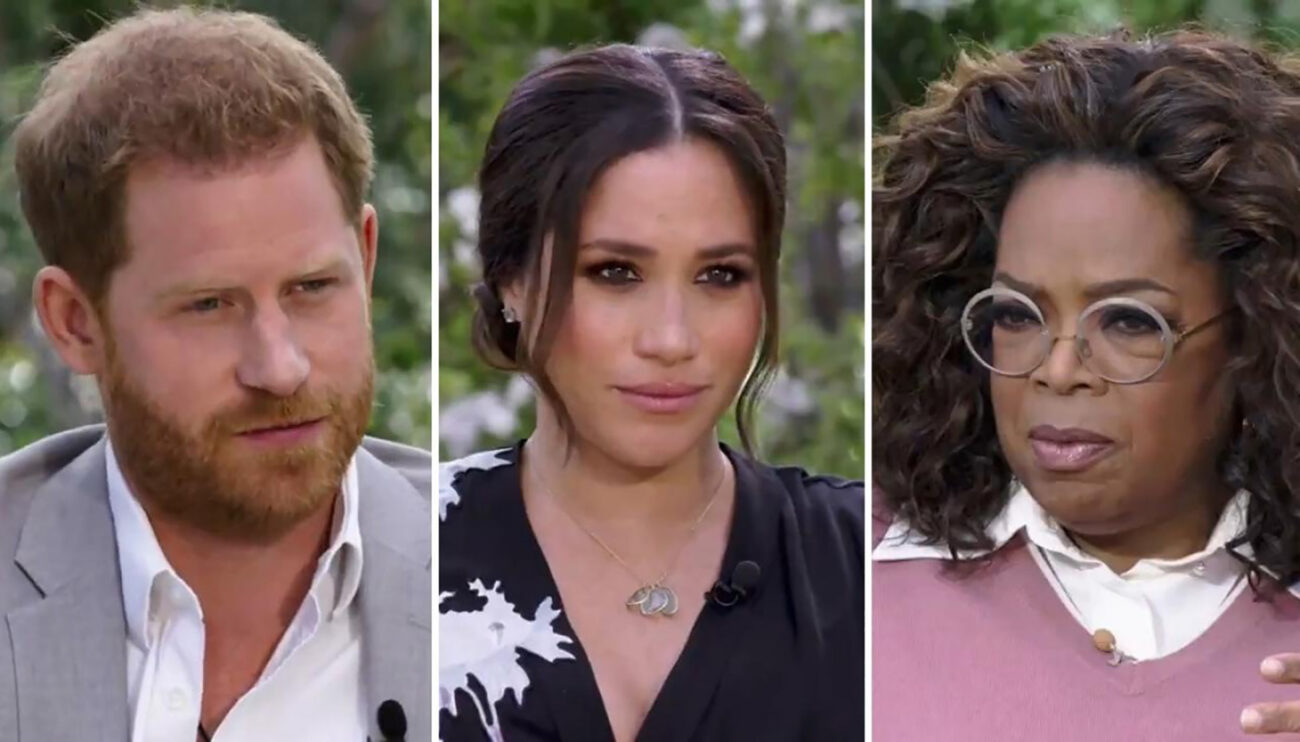 Prince Harry and Meghan Markle will do a tell-all interview with Oprah, March 7 on CBS. Can the Royal family stand the shade?
