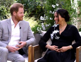 How have the relationships between Prince Harry, Meghan Markle, Prince William, and Kate Middleton faired after a year apart?