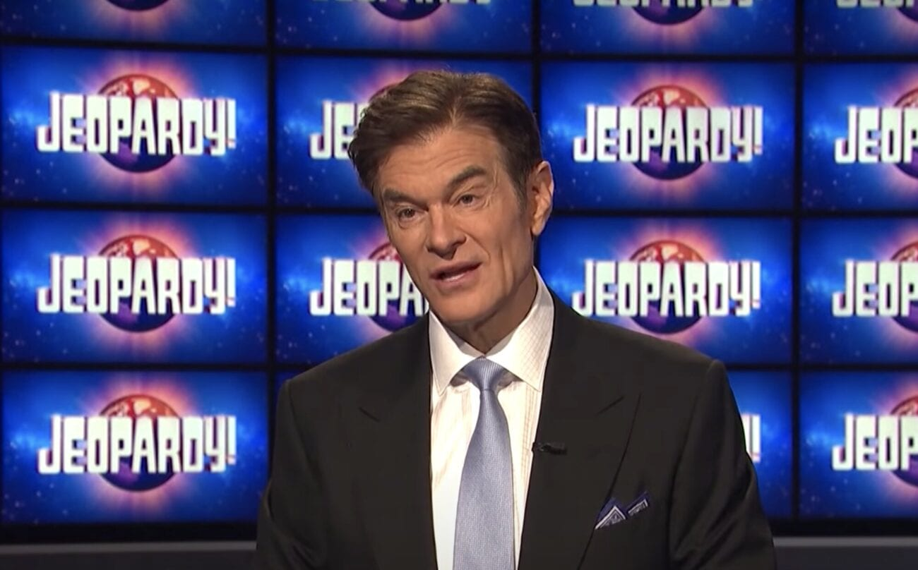 Dr. Oz has been chosen to guest host on this week's 'Jeopardy!', but why are past contestants & fans of the show upset? Read why he isn't wanted here.