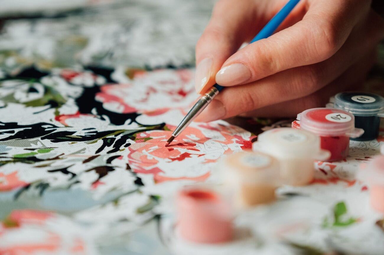Are you an artistic person? Using paint by numbers, you can enjoy painting and boost your creativity! Here's how to get those creative juices flowing.