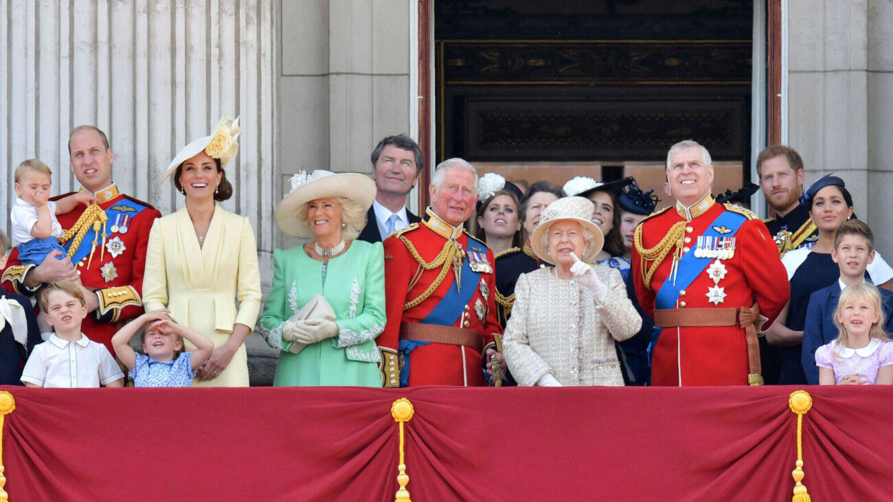 Do you know the entire royal family tree? With the latest royal news it's the perfect time to brush up! Here's every member of the British palace.