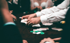 Many celebrities are experts when it comes to playing the game of poker. Take a look at some of the top celebrity poker players.
