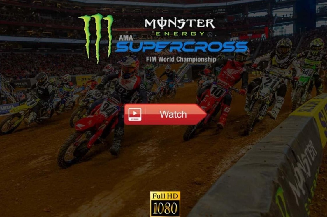 It's time for the Daytona AMA Supercross event. Find out how to live stream the racing event online for free.