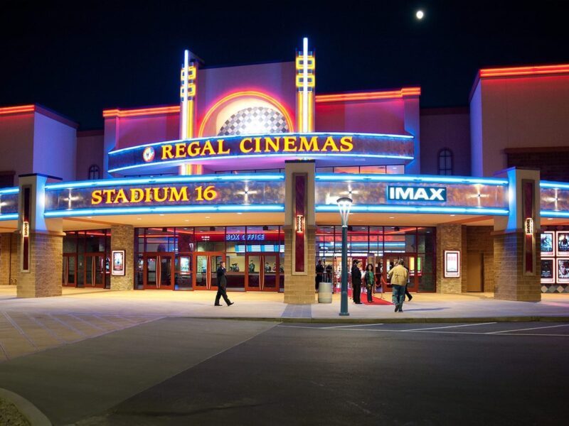 As COVID-19 vaccines are distributed and COVID restrictions get lifted, movie theaters are reopening. See what movies Regal Cinemas will show this year.