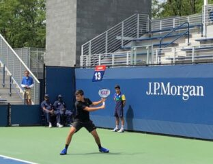 Ronald Hohmann is a talented professional tennis player. Learn more about the upcoming star here.