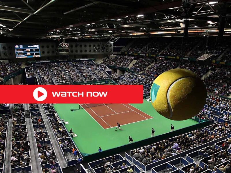 ATP Rotterdam Open is here. Find out how to live stream the tennis event online for free.