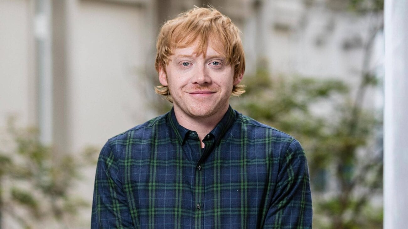 What was it like playing Harry's iconic bff Ron Weasley? Here's what Rupert Grint has to say about his time working on 'Harry Potter' films.