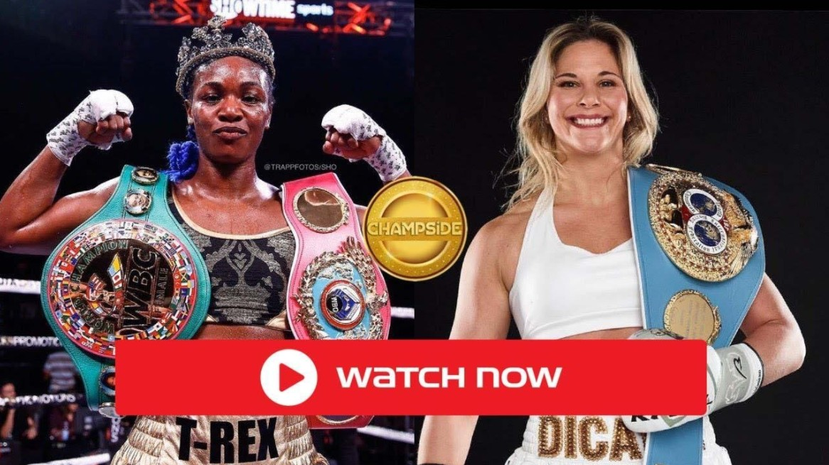 Shields is getting ready to fight Dicaire in the ring. Discover how to live stream the fight online for free.