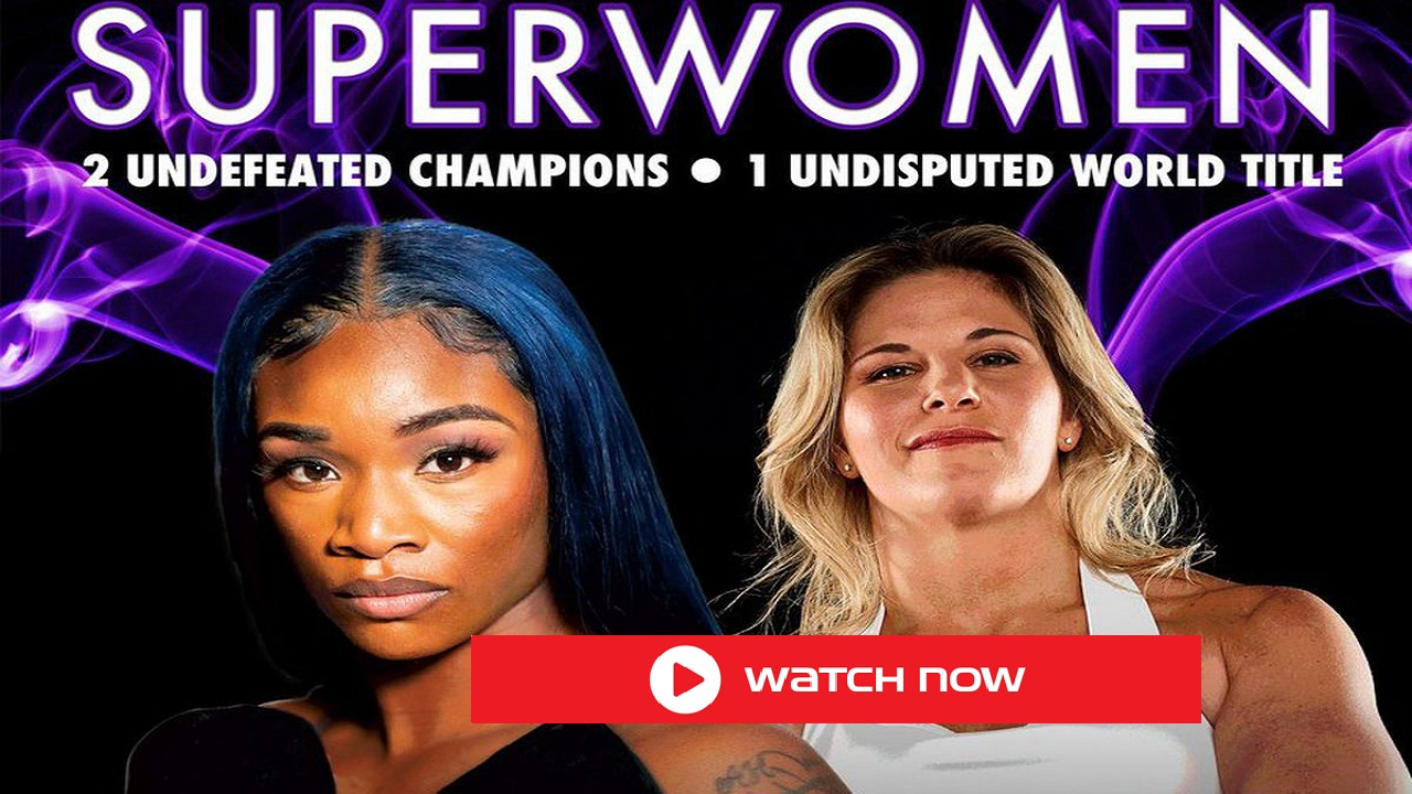 Claressa Shields is fighting Marie-Eve Dicaire for the junior middleweight title. Take a look at many of the best ways to live stream this fight.