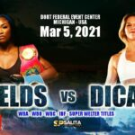 Claressa Shields is facing Marie-Eve Dicaire in Super Woman Boxing. Check out the best ways to live stream this boxing match in the ring.