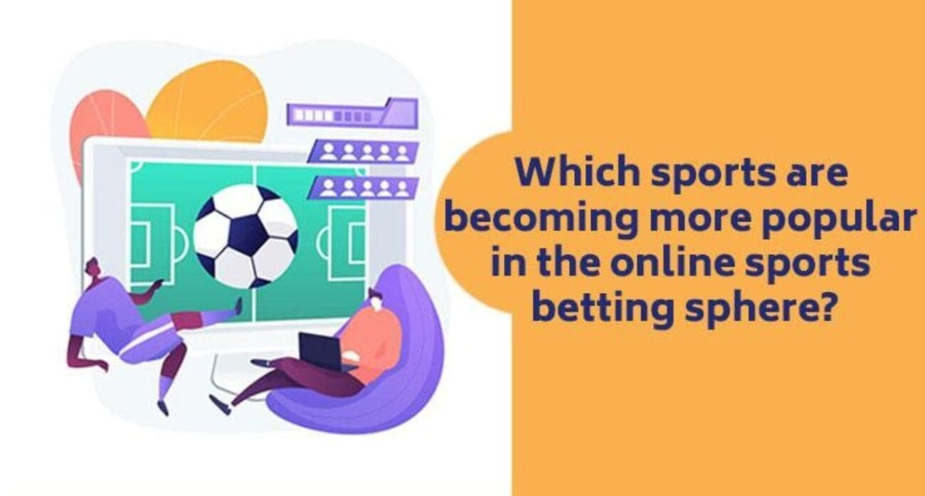 Online sports betting is more popular then ever. Discover which sports are the most popular when it comes to betting.