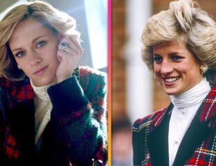 A new image from Kristen Stewart's new movie 'Spencer' shows Stewart looking uncannily like Princess Diana. Take a look and learn more about the project.