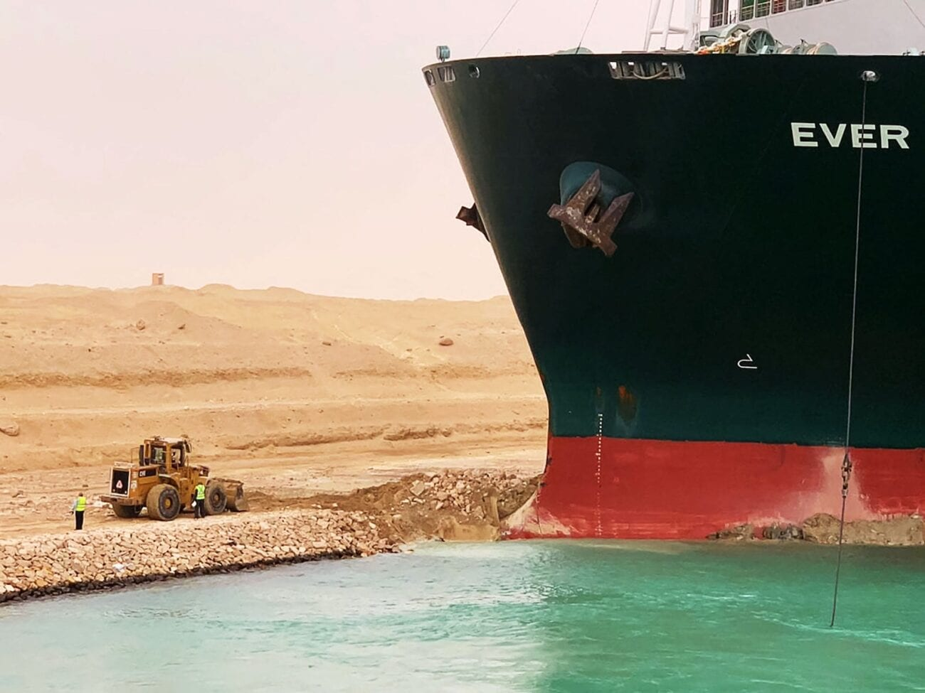 What caused the recent crisis in Suez Canal? Here's everything we know about what went down in the Suez Canal and The Ever Green.