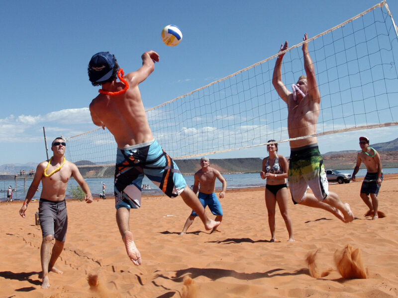 Summer is the perfect time to get more athletic and enjoy the sunlight. Try out these six outdoor sports made to be played in summer.