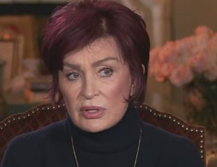'The Talk' may be getting a whole lot quieter. Will co-host Sharon Osbourne leave the show following the events of last week's controversial show?