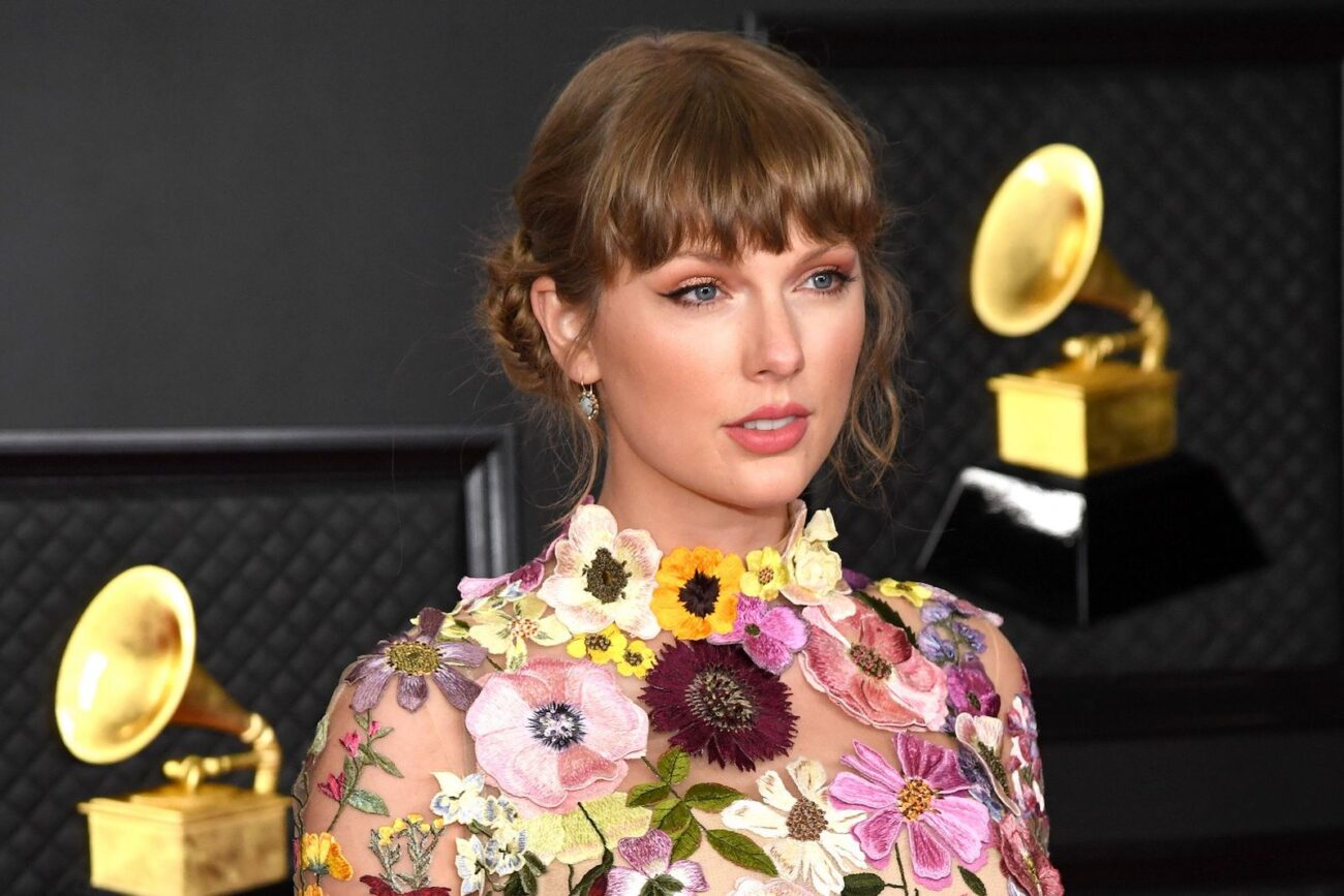 Taylor Swift had a lot to say during the 2021 Grammys, and she did much of it with her impressive fits. Here are some memes to celebrate the flower power.