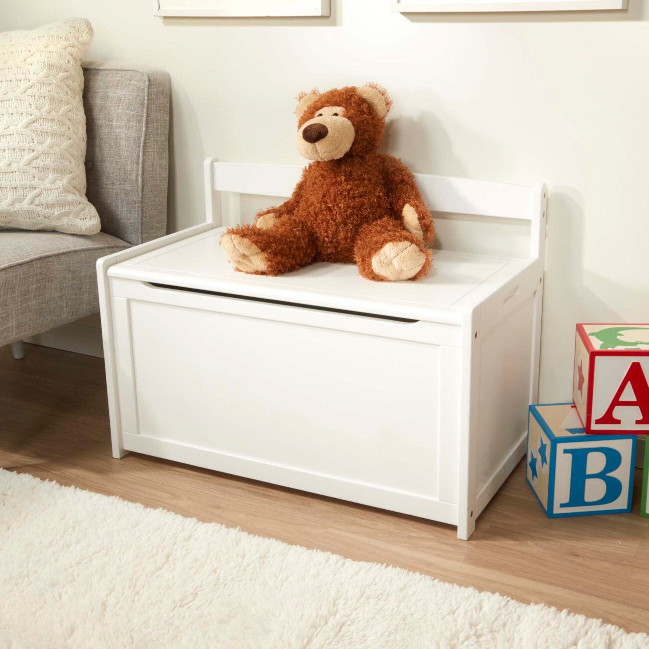 Let's be honest. Kids' toys can make a big mess. Check out these tips on toy storage and how they can keep your house as neat and tidy as possible.