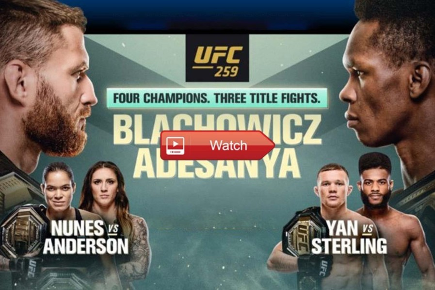 Nunes is gearing up to face Anderson in the UFC ring. Find out how to watch the UFC 259 fight online for free.