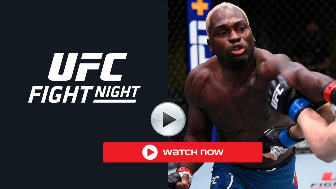 Top ten middleweight contender's battle as Derek Brunson takes on Kevin Holland in a UFC Fight Night headliner. Watch the live stream here.