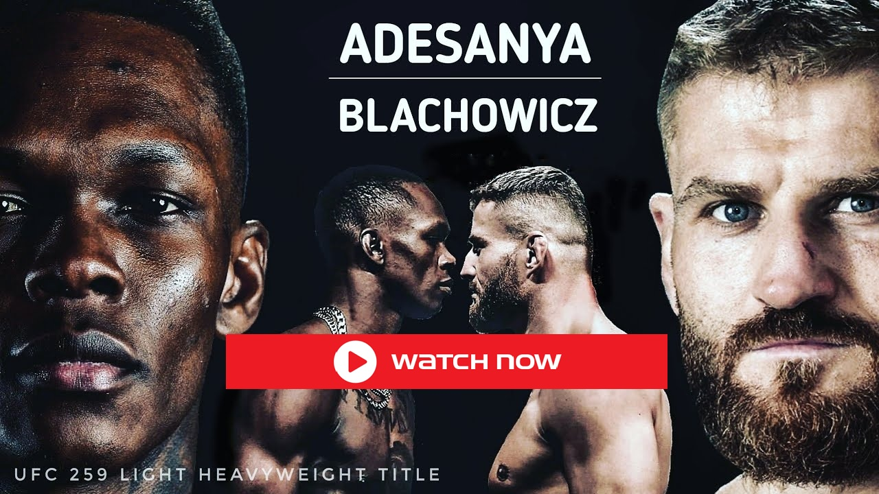 Bloody Elbow presents its pre-fight coverage for UFC 259. Watch the boxing live stream and more right now.