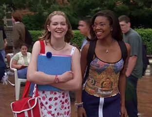 Ready for some good old nostalgia? Watch Gabrielle Union and her daughter reenact Union's most iconic line from '10 Things I Hate About You' here.