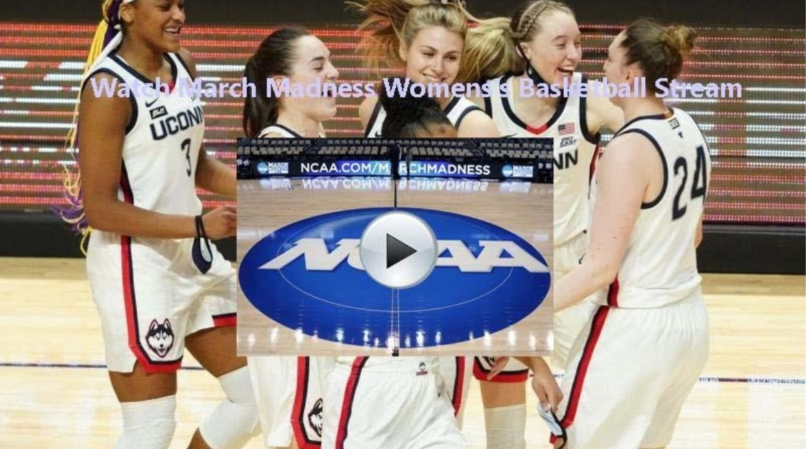 NCAAW March Madness is here. Find out how to live stream the sports tournament online for free.