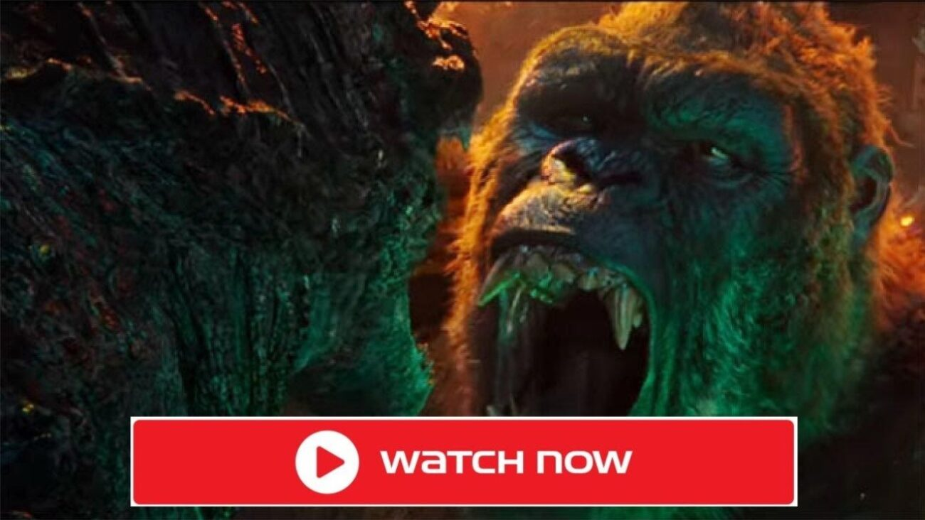 'Godzilla vs Kong' is finally here. Find out how to watch a Hindi dub of the blockbuster monster movie online for free.