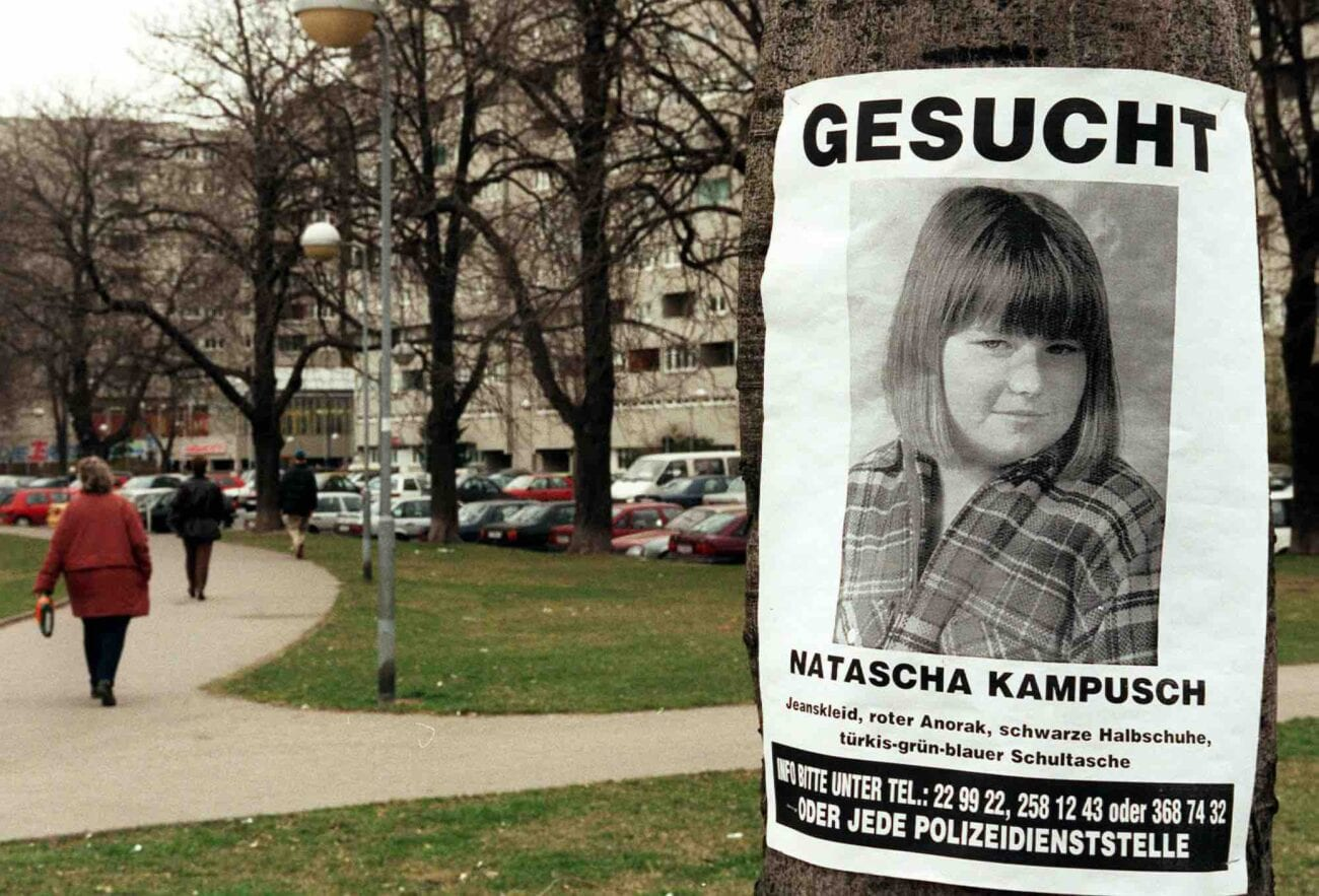 Even been horrified by the movie '3096 Days'? Learn the horrifying real life details of the kidnapping of Natascha Kampusch.