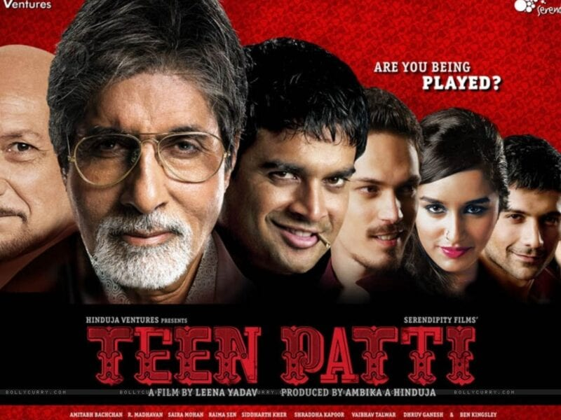 The success of the Teen Patti film has boosted the popularity of the game in India. Learn about the Teen Patti brand here.