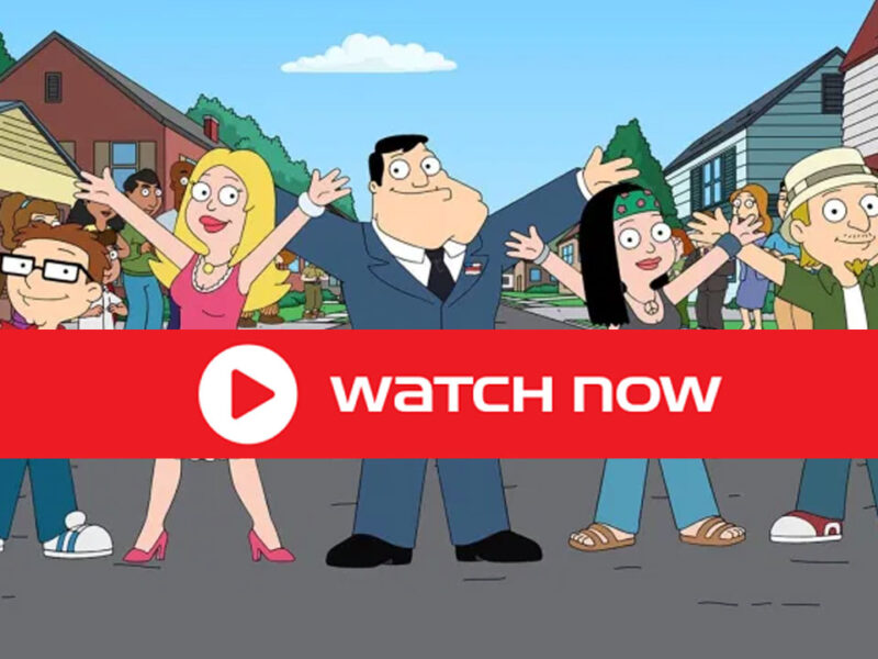 'American Dad' is now on Hulu. Find out how to watch the beloved animated series online for free.