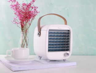 Are you looking for a way to stay cool this summer? Thinking about buying an auxiliary AC? Check out how to beat the heat with this easy-to-use AC!