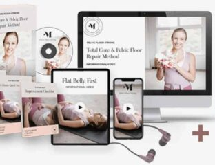 Pelvic Floor Strong is an exercise program meant to guarantee a flat belly. Find out if its the program for you with these reviews.
