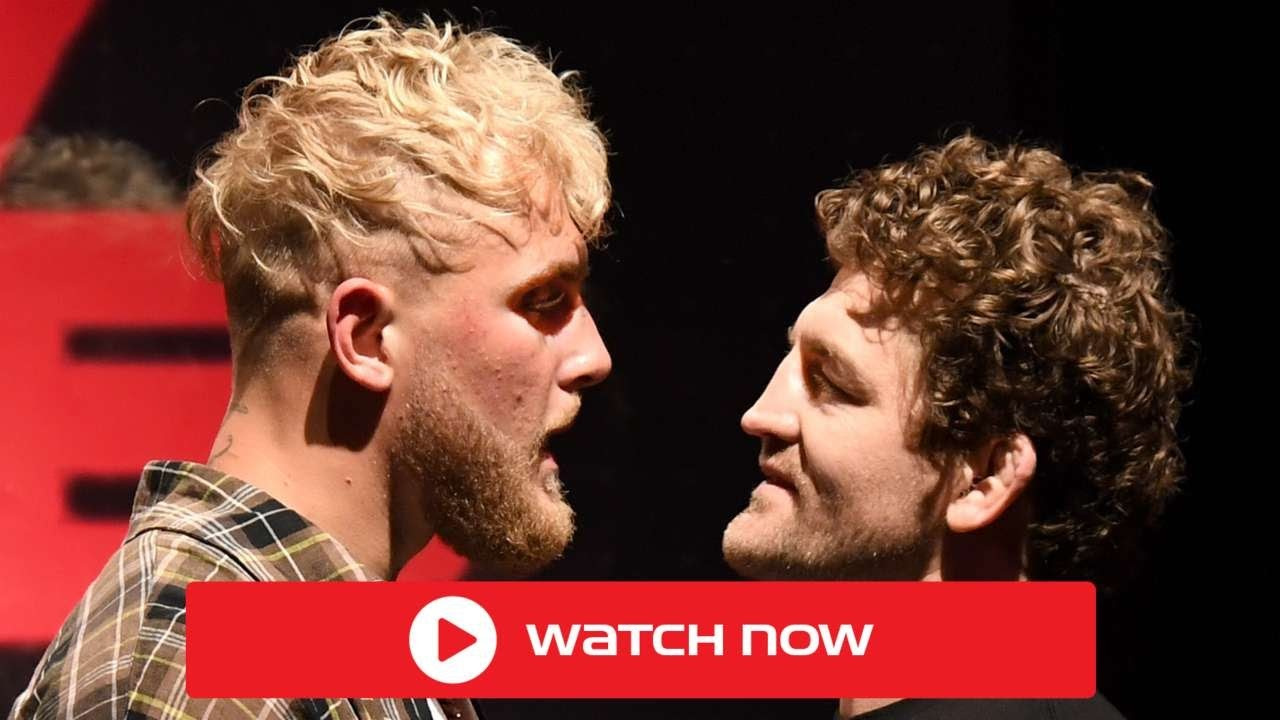 The fight everyone's been talking about is here! Don't miss Jake Paul getting in the ring with Ben Askren. Watch the match from anywhere in the world!
