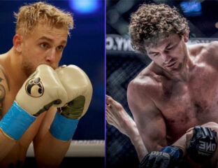Don't miss the stunning fight between YouTuber Jake Paul vs wrestler Ben Askren tonight and tonight only! Stream it now from anywhere in the world!