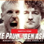 Jump in the ring and don't miss the Jake Paul vs. Ben Askren matchup tonight. Stream the big fight from anywhere in the world right here, right now!