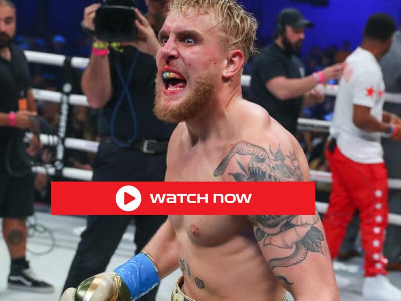 Don't miss the big matchup tonight, Jake Paul vs Ben Askren. Stream the big fight and the endless entertainment with it right now!