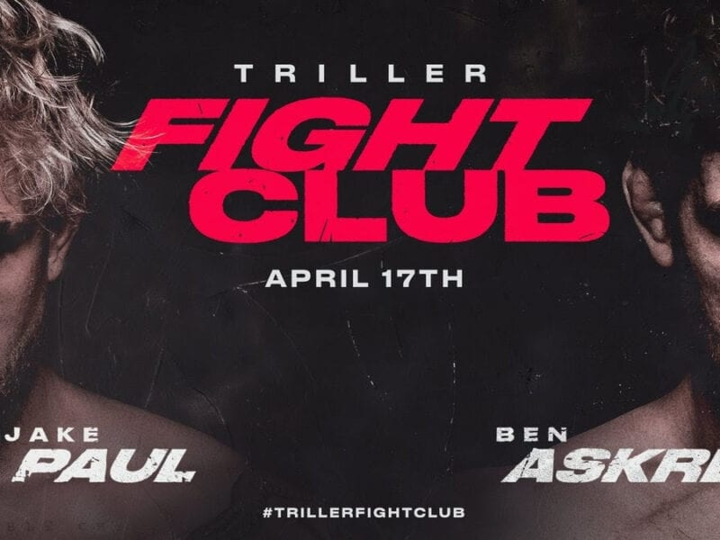 Don't miss the epic throwdown happening tonight and tonight only, Jake Paul vs. Ben Askren! Stream the big fight tonight from anywhere!