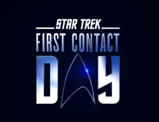 Humans and Vulcans meeting for the first time. The warp 1 flight of the 'Phoenix'. Don your Starfleet uniform and join the First Contact Day celebrations!