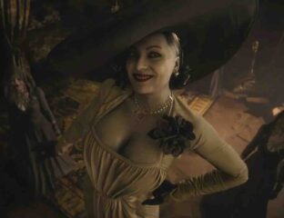 Do you want Lady Dimitrescu from 'Resident Evil Village' to step on your face? Find your people by checking out these tweets.